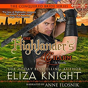 The Highlander's Charm Audiobook