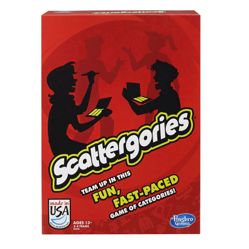 how to win at scattergories