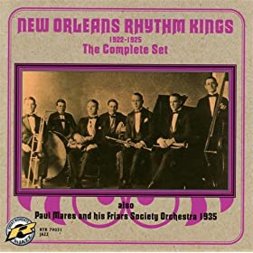 "Featured recording ""The New Orleans Rhythm Kings:..."""