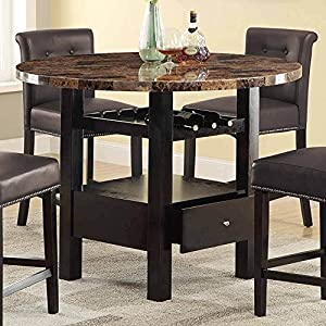 1perfectchoice Rustic Pecan End Table Latest Amp Top Rated