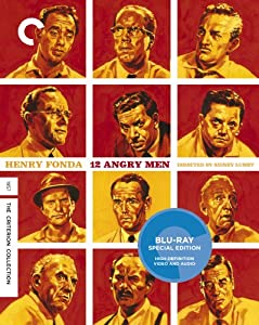 12 Angry Men (Criterion) (Blu-Ray)