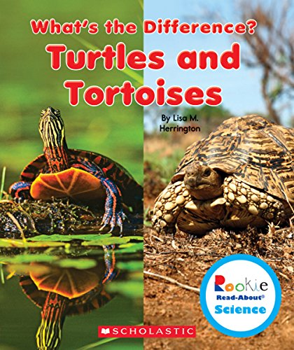 Tortoise Gift - Turtles and Tortoises (Rookie Read-About Science: What's the Difference?)
