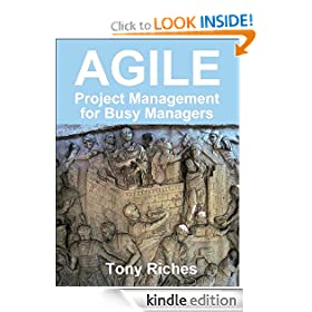 Books business investing management leadership management agile project management for busy managers ebook tony riches kindle store fandeluxe Images