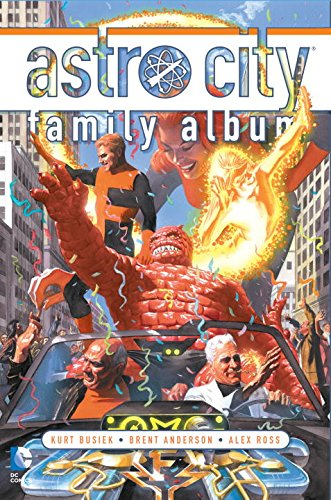 Astro City: Family Album TP (New Edition)