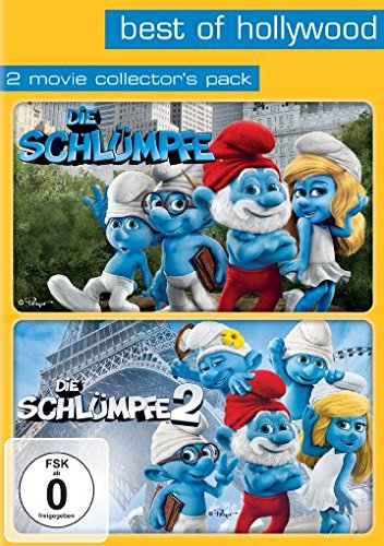 Best of Hollywood - 2 Movie Collector's Pack: Die Schlümpfe / Die Schlümpfe 2 [2 DVDs]