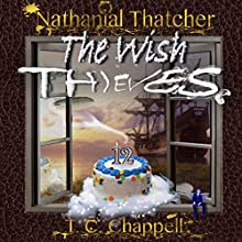 Nathanial Thatcher: The Wish Thieves | Livre audio Auteur(s) : T. C. Chappell Narrateur(s) : Tara Sands