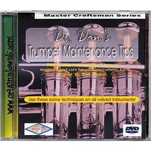 Dr. Dan's Trumpet Maintenance DVD