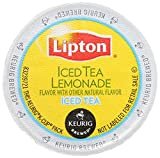 Lipton Iced Tea K Cups, Lemonade 10 ct