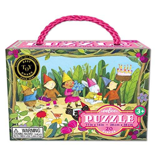 Birthday Parade 20 Pc. Puzzle