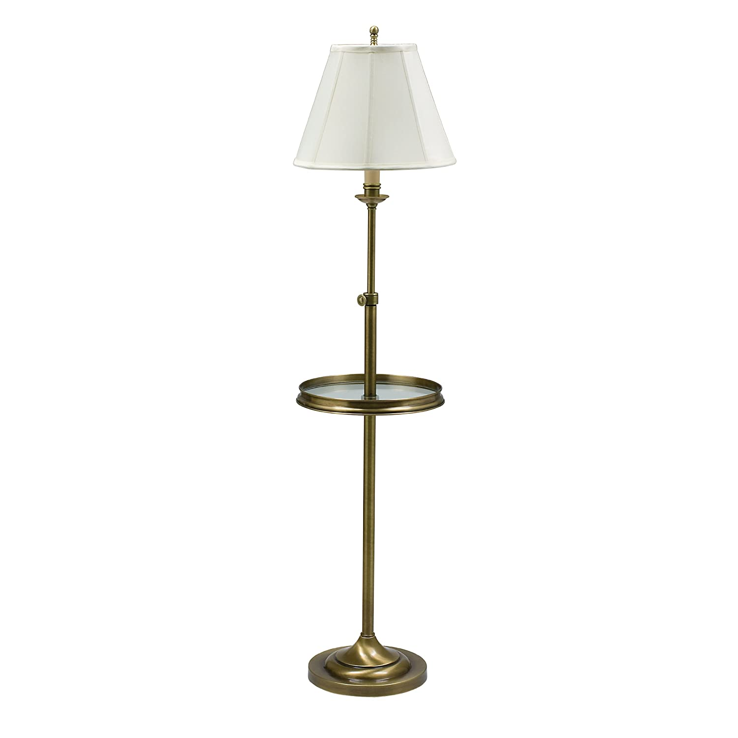 Brass Floor Lamp Amazon: Floor Lamp With Table Attached