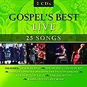 Gospel's Best Live / Varios [Audio CD]<br>$341.00