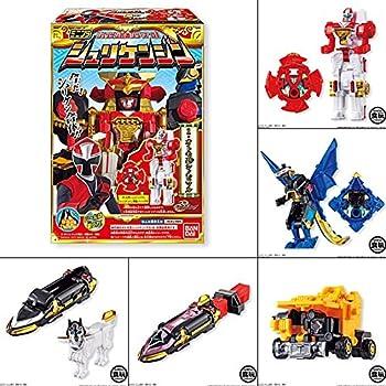 食玩 手裏剣戦隊ニンニンジャー ミニプラ シュリケンジン 全5種セット