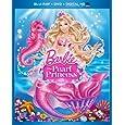 Barbie: The Pearl Princess (Blu-ray + DVD + Digital HD with UltraViolet)