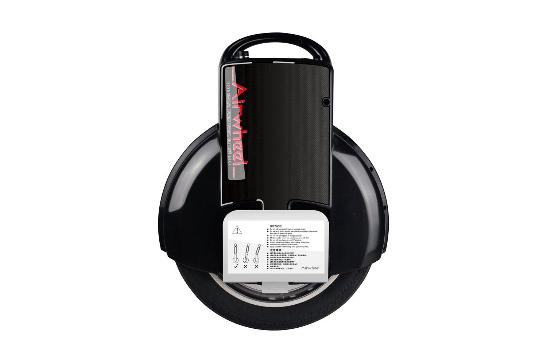 Airwheel Q3 Black, monociclo elettrico a doppia ruota da 450 Watt