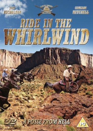 Ride In The Whirlwind [Reino Unido] [DVD]