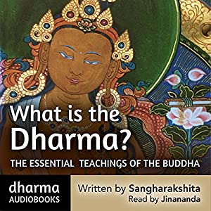 What is the Dharma? Audiobook
