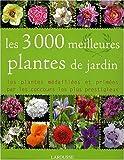 echange, troc Philippe Bonduel, Catherine Maillet - Les 3000 meilleures plantes de jardin