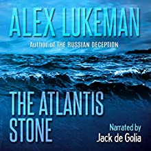 The Atlantis Stone: The Project, Book 12 Audiobook by Alex Lukeman Narrated by Jack de Golia