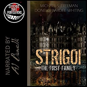 Strigoi Audiobook