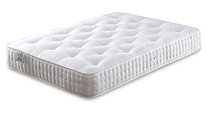 Comfy Beds Super King Jubilee Mattress, 6 ft, White