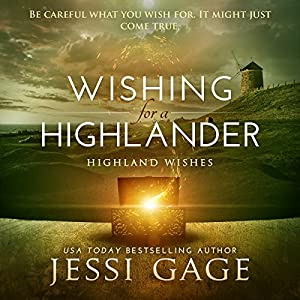 Wishing for a Highlander Audiobook