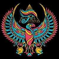The Eye of Horus Women's Graphic Tank Top - Design By Humans
