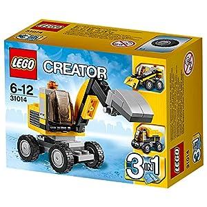 LEGO Creator 31014: Power Digger