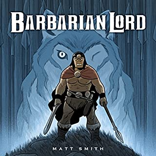 Book Cover: Barbarian Lord