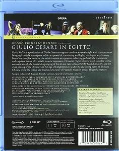 Giulio Cesare [Blu-ray]