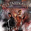 Revisionary: Magic ex Libris, Book 4 Audiobook by Jim C. Hines Narrated by David DeVries