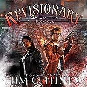 Revisionary: Magic ex Libris, Book 4 | Jim C. Hines