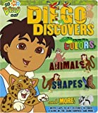 Diego Discovers Colors, Animals, Shapes & More ! (Go, Diego, Go!) (1416949402) by McMahon, Kara