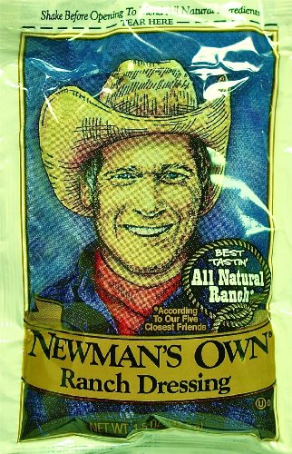 Newman's Own Ranch Dressing, 1.5 oz packet
