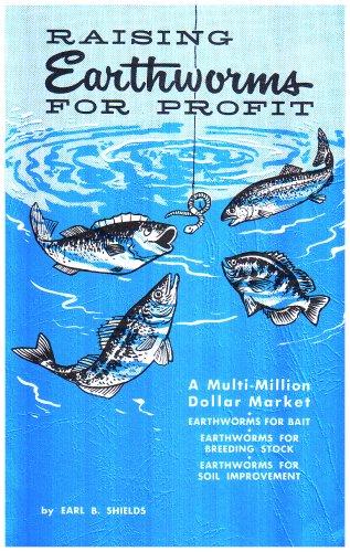 Raising Earthworms for Profit: A Multi-Million Dollar Market