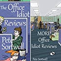 Double Office Idiot: A Laugh Out Loud Comedy Double Audiobook by Pete Sortwell Narrated by Chris Dabbs