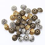 ILOVEDIY Mixed Color Tone Spacer Bead...