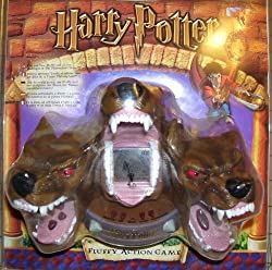 Harry Potter Handheld Electronic Fluffy Action Game