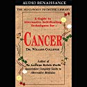 A Guide to Alternative Self-Healing Techniques for Cancer  by William Collinge Narrated by William Collinge
