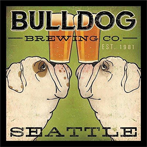 Bull Dog Beer 00000000000090