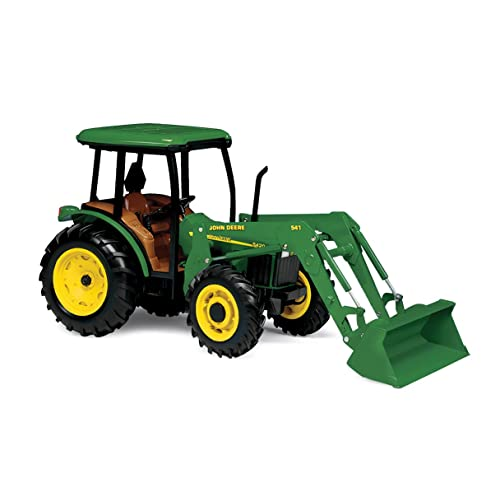 Ertl John Deere 5420 Tractor With Cab And Loader 1:16 Scale