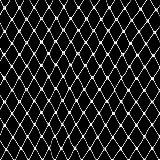 18'' Russian Netting White Fabric