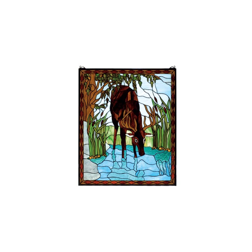 Amazon Stained Glass Windows