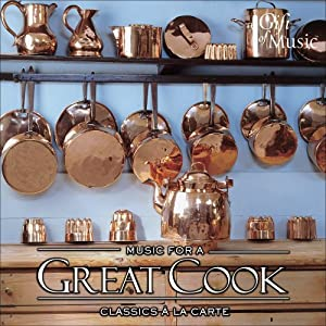 Music For A Great Cook from The Gift of Music