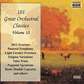 101 Great Orchestral Classics, Vol. 10