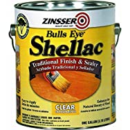 Rust Oleum0301Bulls Eye Shellac-3LB CLEAR SHELLAC