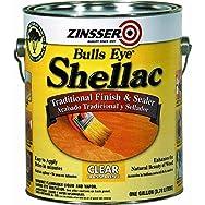 Rust Oleum 0301 Bulls Eye Shellac-3LB CLEAR SHELLAC