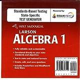 Holt McDougal Larson Algebra 1