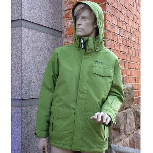 Protest Boss Jr Boardjacket Kinder Snowboardjacke grün (lettuce green)