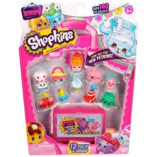 Shopkins Season 4 Toy Figure
