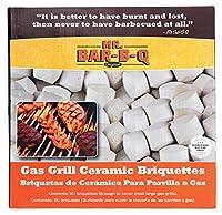 Mr Bar B Q 06000X Gas Grill Ceramic Briquettes from MR BAR B Q